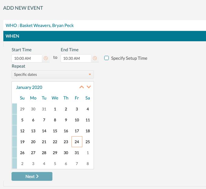 Add event 2.1-1