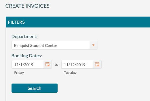 Create Invoices 1