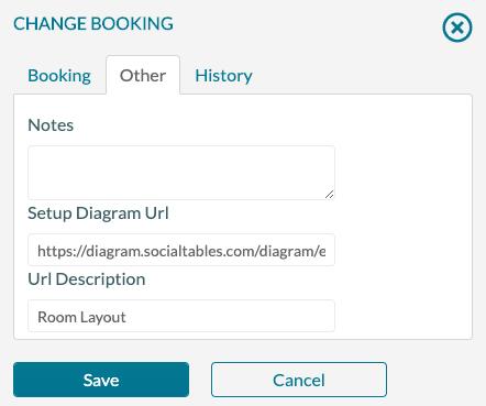 Diagram - Edit Booking