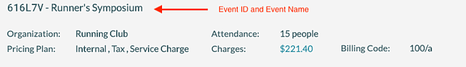 Event Editor - ID and Event Name