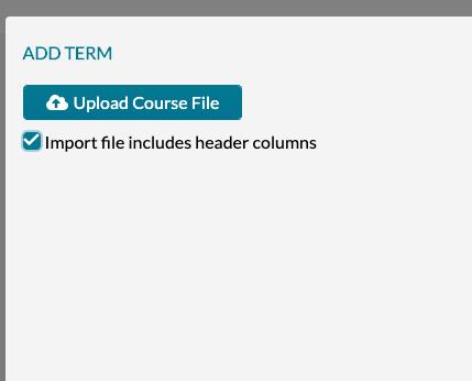 Importer - Pick Fileheaders