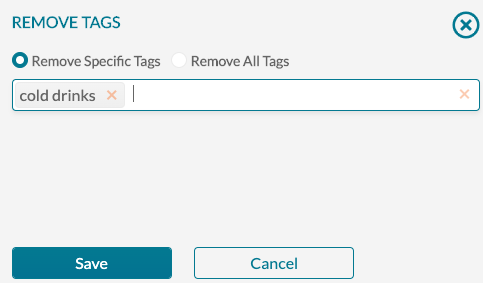 Resource Tags - 5 Remove Tag 2