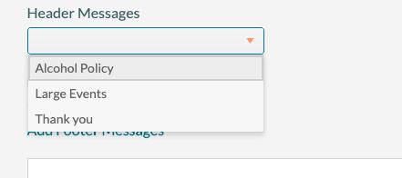 confirm msg - add header
