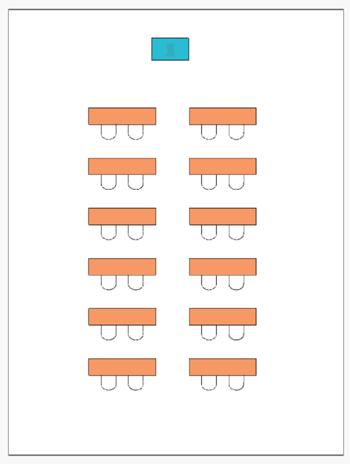 mazevo classroom room layout